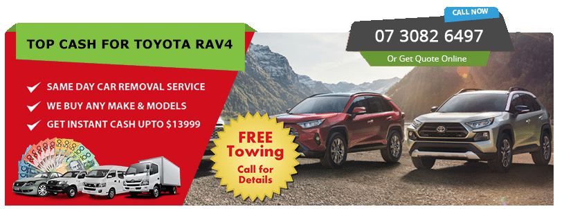 get top cash for your toyota rav4 by toyota wreckers brisbane qld cash for cars brisbane